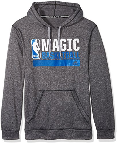 NBA Orlando Magic Icon Status Climawarm Ultimate Hoodie, 3X-Large, Black (Ultimate Black Magic)