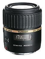 Tamron Auto Focus 60mm f/2.0 SP DI II LD IF 1:1 Macro Lens f