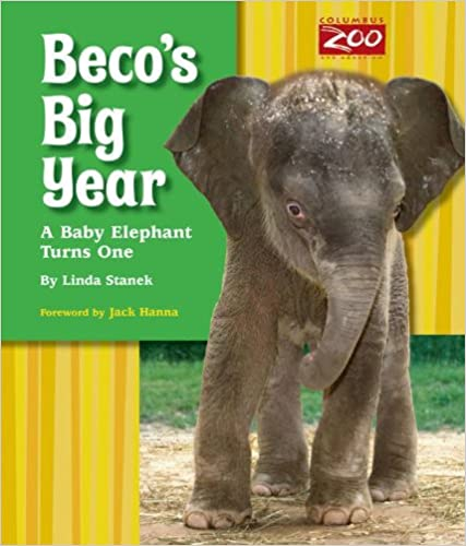Descargar gratis Beco's Big Year: A Baby Elephant Turns One Epub