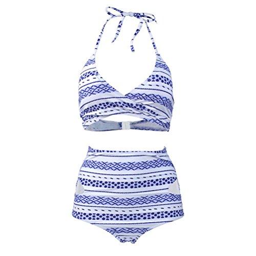 Happybai Womens Padding Waisted Swimsuit product image