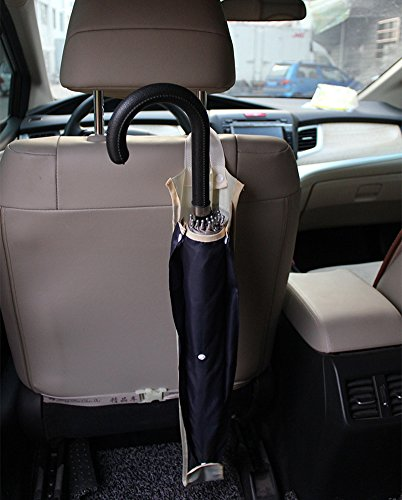 Waterproof and Foldable Car Umbrella Holder - 4