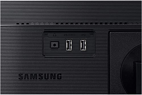 Samsung T45F Monitor 27 Pulgadas, IPS Panel, Full HD, 1080p, Freesync, hdmi, DP, LF27T452FQUXEN