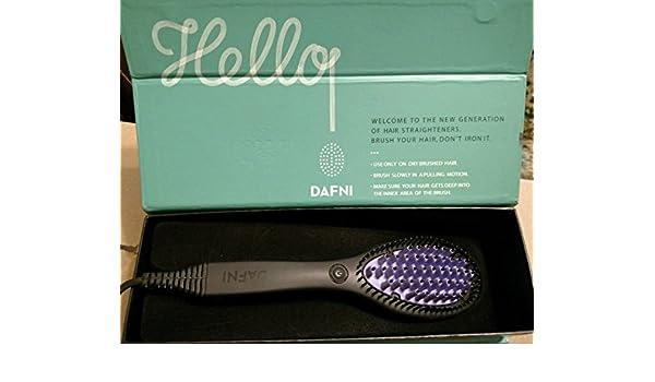 - L Detalles Cepillo eléctrico alisador para el pelo - Pelo Perfecto Sin Fatica gracias a questa cepillo de Brushing con superficie de cerámica 3d de alta ...