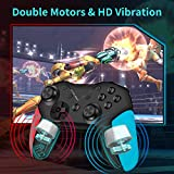 [2021 Upgraded Version] Wireless Controller for
