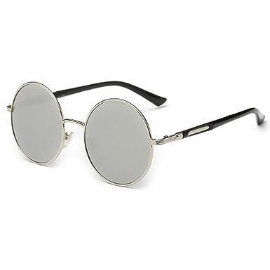 Hibote Summer style lunettes de soleil vintage ronde femme Lunettes  Amazon. fr  Vêtements et accessoires 50f760abbcb2