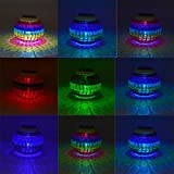 Solar Powered Mosaic Glass Ball Lights - Emoova