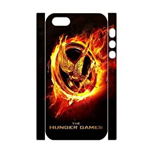 DIYYuli(RM) Custom Funny The Hunger Games 3D Hard Cell Phone Case for iphone 5/5s iphone 5/5s, - KkUi738498