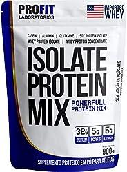 Isolate Protein Mix Banana com Canela 900G, Profit