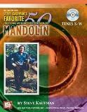 Steve Kaufman's Favorite 50 Mandolin, Tunes S-W, Steve Kaufman, 0786653825