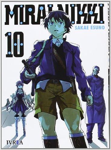 Mirai Nikki - Número 10 por Sakae Esuno epub