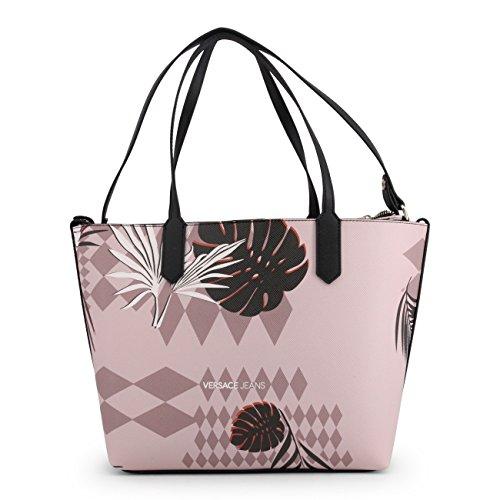 Jeans Sac Buzzao Sp cabas tissus stores Versace en rose TwZ07xw