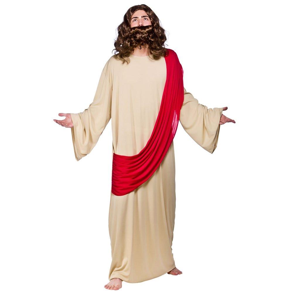 Amazon.com: Jesus (Plus Size) Fancy Dress Stag Religious ...