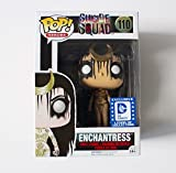 Funko Pop Heroes Suicide Squad Enchantress DC Legion of Collectors Exclusive Vinyl Figure 110