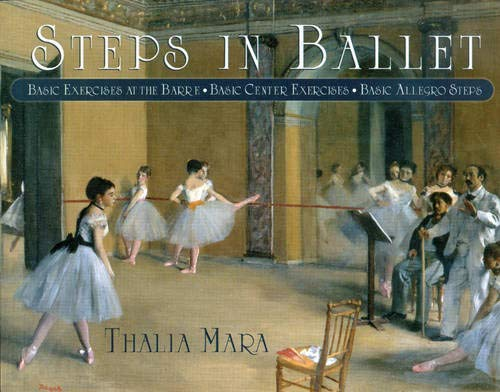 Steps in Ballet: Basic Exercises at the Barre Basic Centre Exercises Basic Allegro Steps