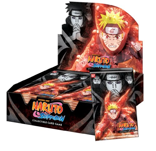 Naruto Shippuden Path Of Pain Booster Box (24 Packs) - Available 24 Booster Pack Box