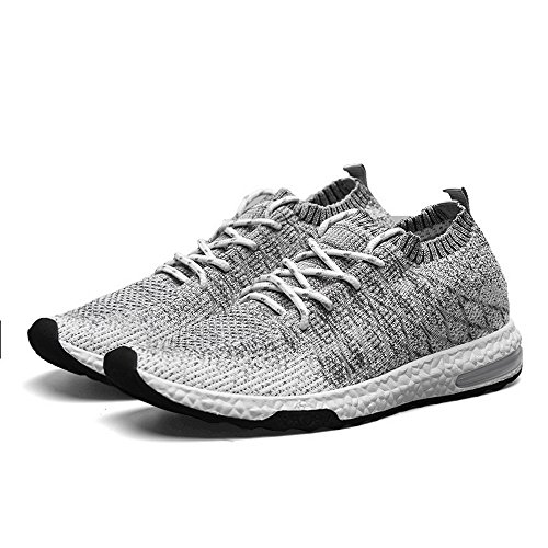Shoes Gris Outdoor de Respirantes Running Gym Printemps Homme Course Chaussures Sneakers Baskets Sport Fitness Dihope Automne HRx7UqZw