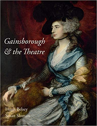 cover image Gainsborough & the Theatre