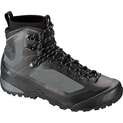 Arc'teryx Bora Mid GTX Hiking Boot - Men's Graphite/Black 7