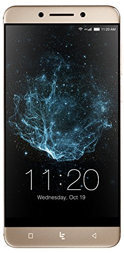 "LeEco | Le Pro3 Unlocked Smartphone, 5.5"" Display, 64GB Storage, 4GB RAM, 16MP Main Camera, 4K Video, Dolby Audio, U.S. Warranty (Gold)"