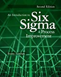 img - for An Introduction to Six Sigma and Process Improvement book / textbook / text book