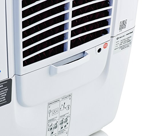 Bajaj PCF 25DLX 24 Ltrs Room Air Cooler (White) - for Medium Room