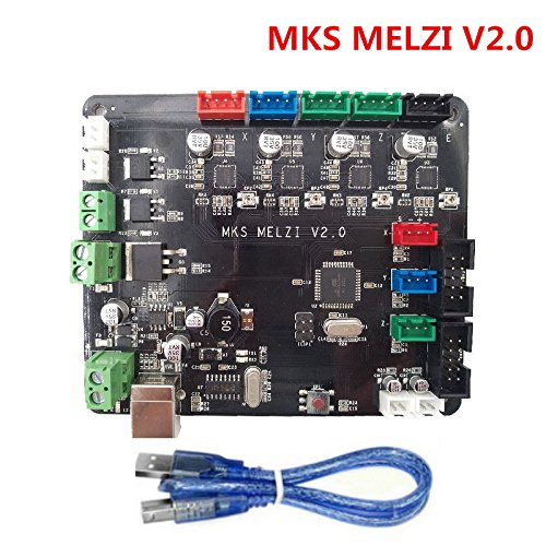 Prusa I3 3D Drucker Controller Board MKS MELZI V2.0 Kompatibel mit Marlin Für Prusa I3