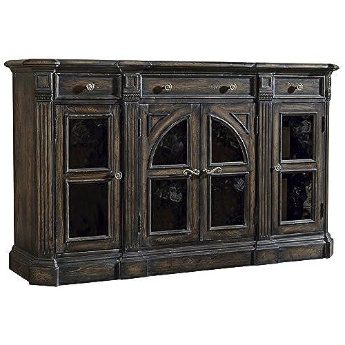 Pulaski Delmar Sideboard - Antique Buffet Table: Amazon.com