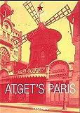 Eugene Atget's Paris (Icons Series)