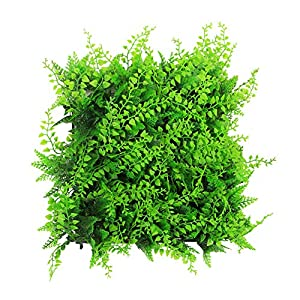 ULAND Artificial Hedges Panels, Outdoor Greenery Ivy Privacy Fence Screening, Home Garden Wedding Decoration 13