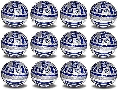 R2-D2 Golf Balls 12 pk