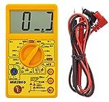 Neiko 40508 830B Digital Multimeter | AC/DC Voltage, DC Current, Resistance, Diodes, Transistor hFE Tester | Max Reading 1999
