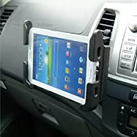 Easy Fit Deluxe Air Vent Mount for Samsung Galaxy TAB 3 8 inch (sku 17782)