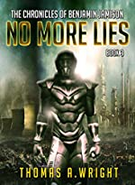 The Chronicles of Benjamin Jamison: No More Lies (Book 3)