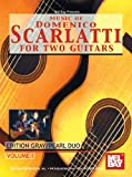 Music of Domenico Scarlatti for Two Guitars, Volume I, Ronald Pearl, 078667427X