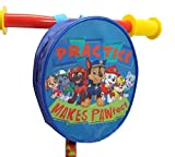 PlayWheels PAW Patrol 3 Wheel Scooter for Kids, Red