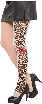 Medias Tatuaje: Amazon.es: Juguetes y juegos