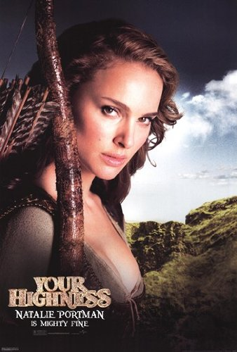 Your Highness - Natalie Portman Poster Print