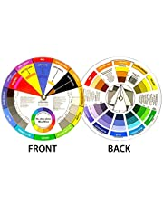 Pocket Colour Wheel 13.5 cm Diameter