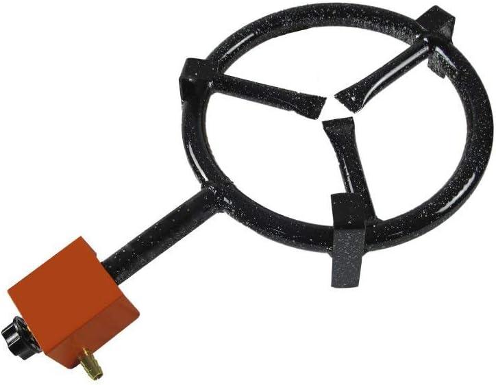 /Support pour po/êle /à paella sp/écial gaz butane 200 mm Garcima 5020085/