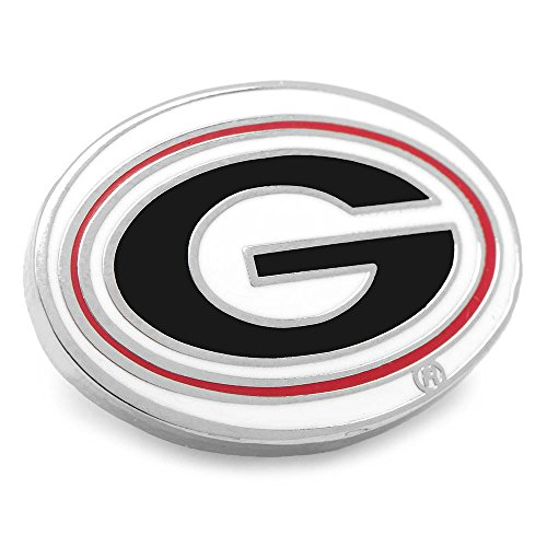 NCAA University of Georgia Bulldogs Lapel Pin, Officially Licensed