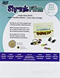 Graphix Shrink Film, White, 8.5x11, 6ct