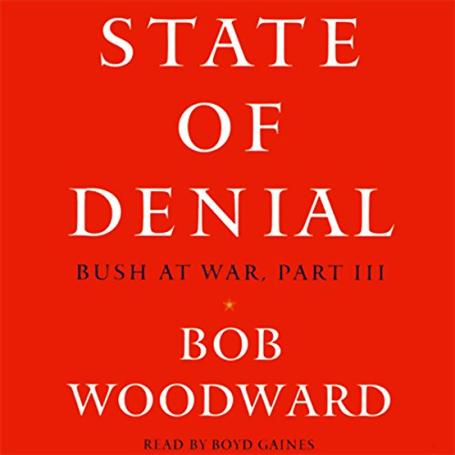 State of Denial: Bush at War, Part III by Simon & Schuster Audio