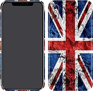 Switch iPhone X Skin Flag United Kingdom