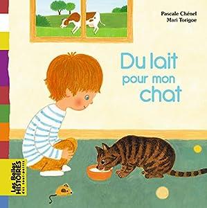 """Afficher """"Du lait pour mon chat"""""""