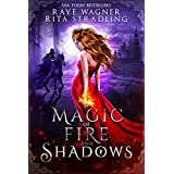 Magic of Fire and Shadows (Curse of the Ctyri Book 1)