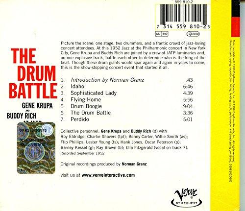 The Drum Battle (VBR) by Verve (Image #1)