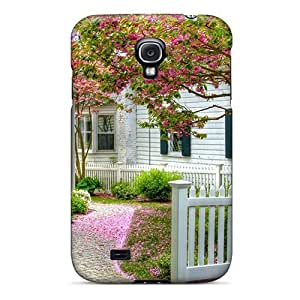 Cute Appearance Cover/tpu Dream Spring Spring Time Case For Galaxy S4