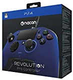 NACON Revolution PRO Controller Gamepad Blue Edition PS4 Playstation 4 eSports Designed