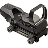 Truglo Red-Dot Open 4-Reticle Sight