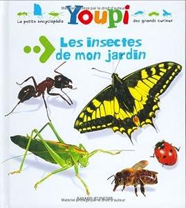 """Afficher """"Les insectes de mon jardin"""""""